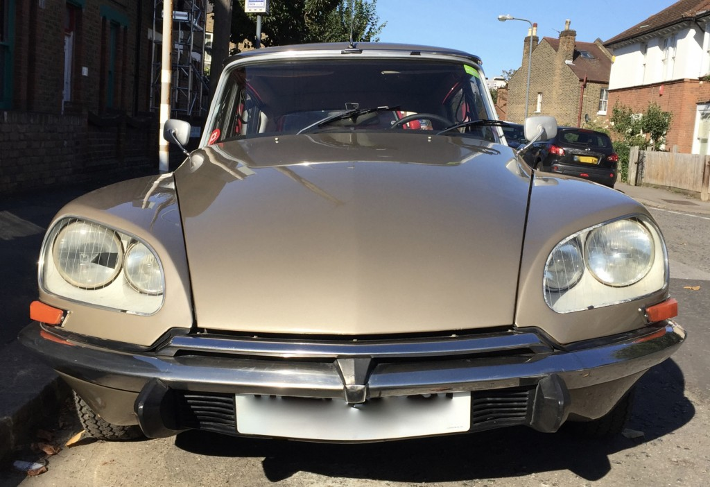 1973 Citroen DS20, Woodford, London
