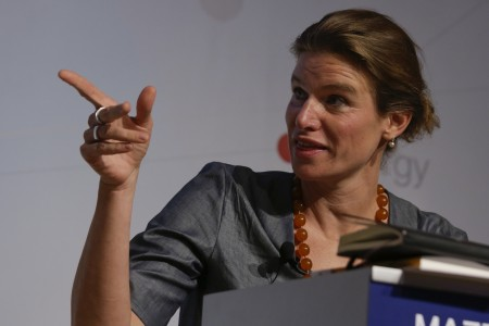 Economist Mariana Mazzucato